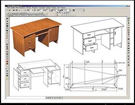 Программу для проектирования мебели базис