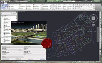 Курсы AutoCAD Civil 3D